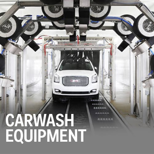 Carwash Equipment, housings, parts and more