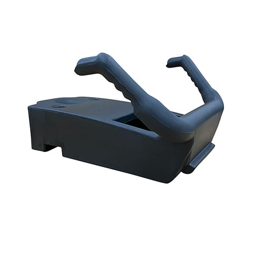 Rotational-molded-part-for-floor-scrubber