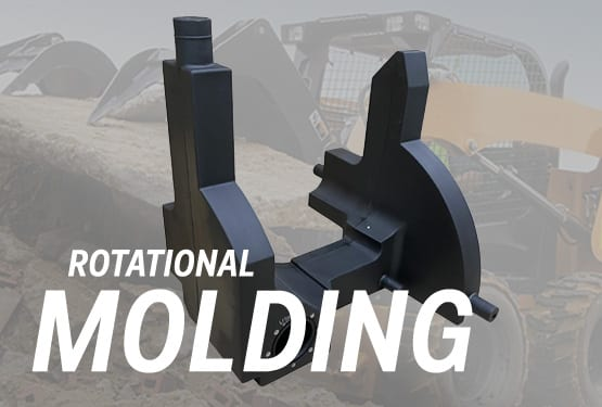 Rotational Molding - Rotomolding Plastic
