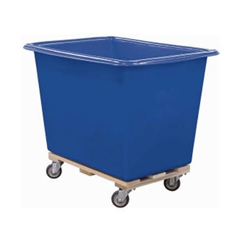 Rotational-molded-rotomolded laundry cart