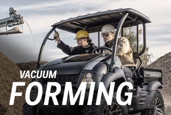 Vacuum Forming - Thermoforming Plastic Parts